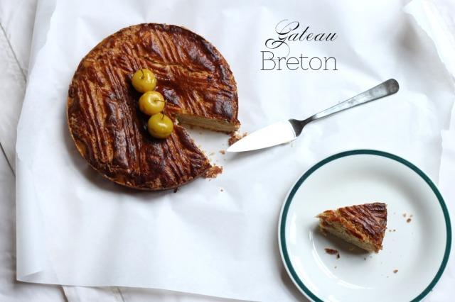 gateau breton recipe