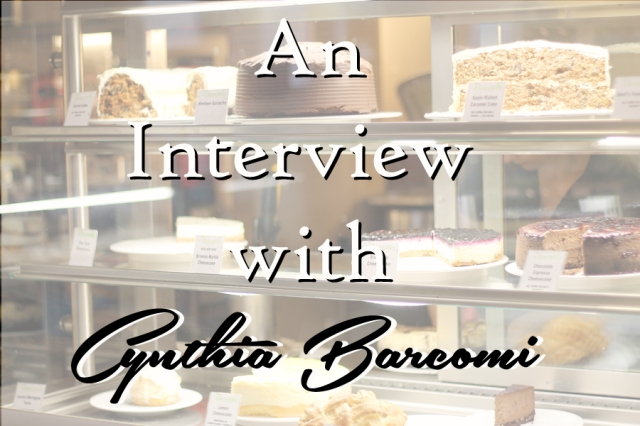 an interview with cynthia barcomi