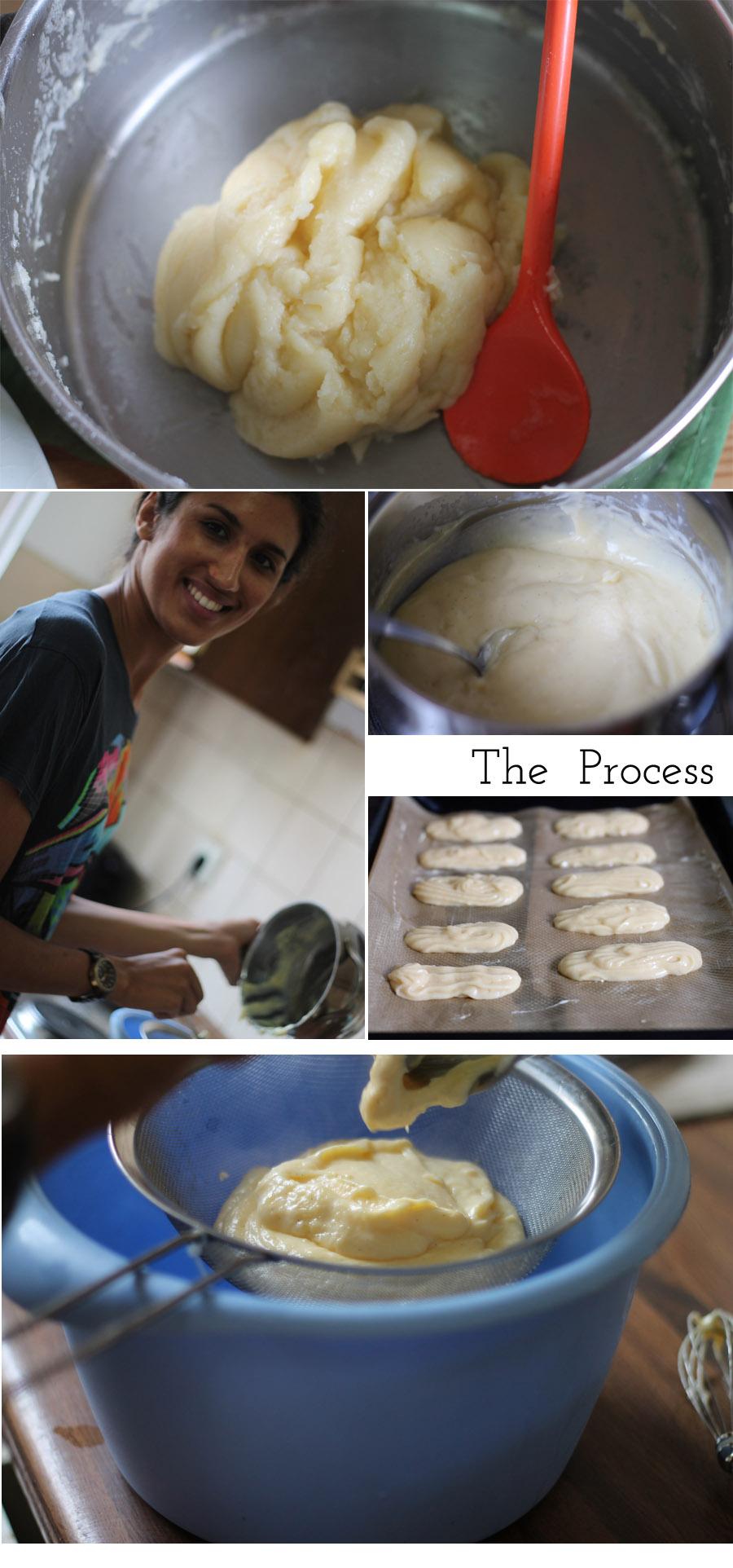 eclairs recipe