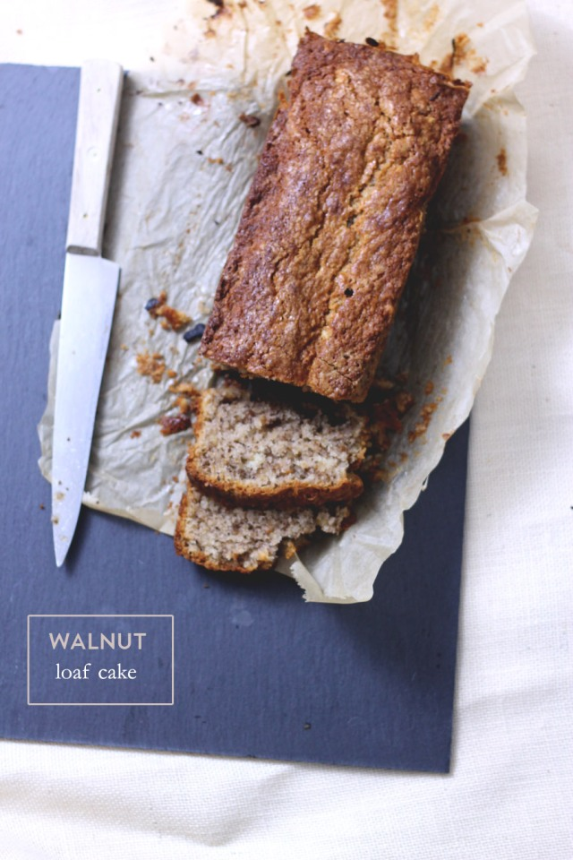 walnut loaf recipe